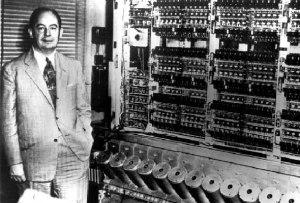 L ordinateur remplace t il le cerveau ou l invention g niale de von neumann - Inventeur de l ordinateur ...