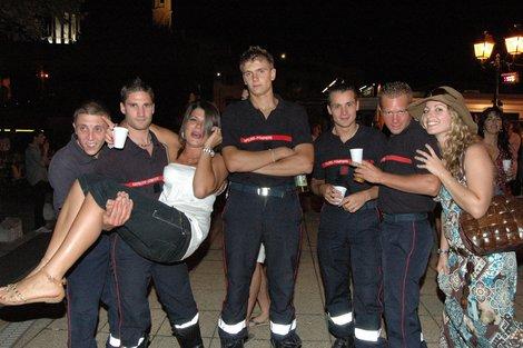bal des pompiers