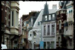Dans les rues de Malo les bains...