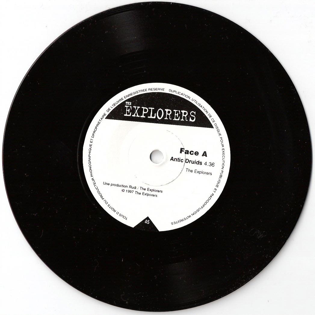 vinyle 45 tours fin oubli mediologie etude zeboute infocom. Black Bedroom Furniture Sets. Home Design Ideas