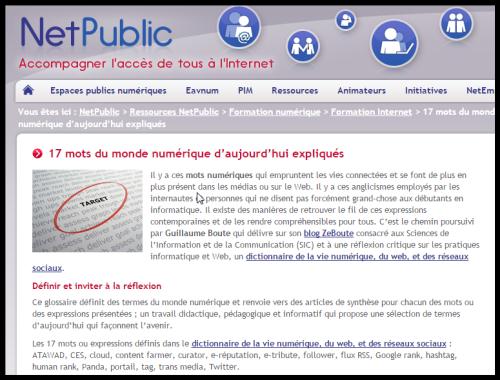 dictionnaire_termes_vie_numerique_web_pedagogie