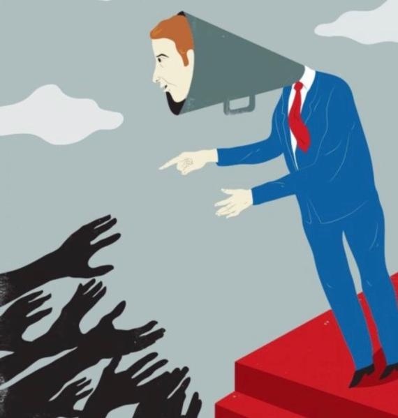 La rage sur les réseaux sociaux : populisme et technologie